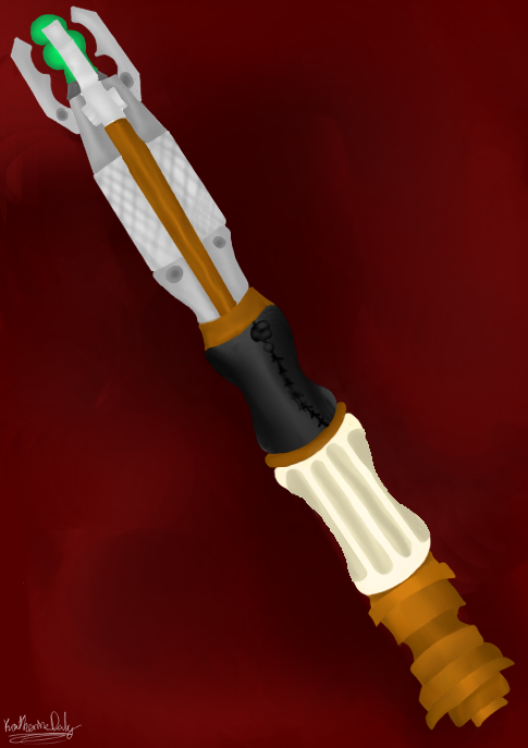 11th Doctor Sonic Screwdriver by Myth-Lady