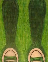 Green Converse, Green Grass