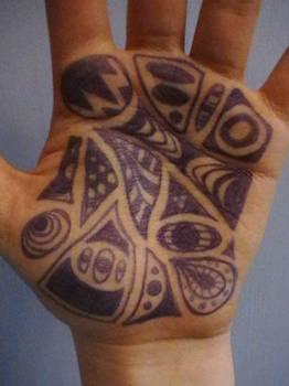 More Hand Art