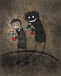 Jekyll and Hyde by EllaWilliams