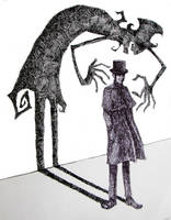 You cannot Hyde your shadow... by EllaWilliams