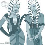Sahana and Shatti