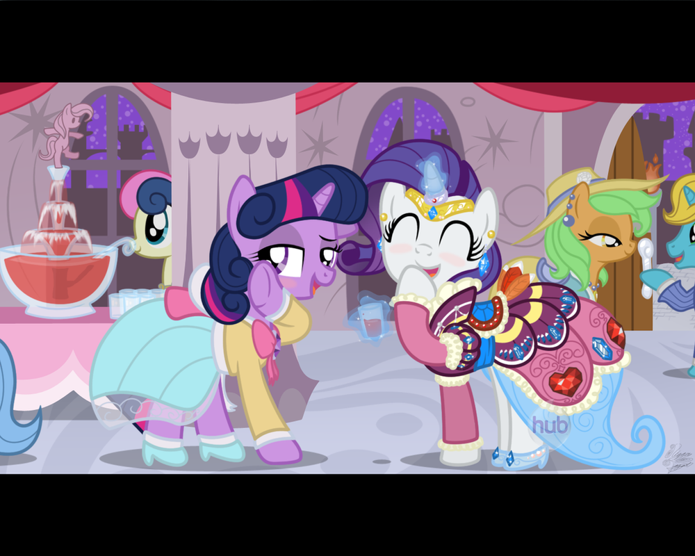 The Party Crashers by FacelessJr
