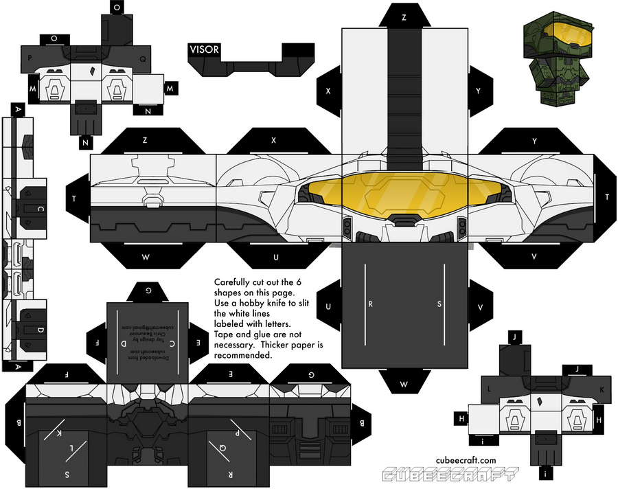 Cubeecraft Halo Images - Reverse Search