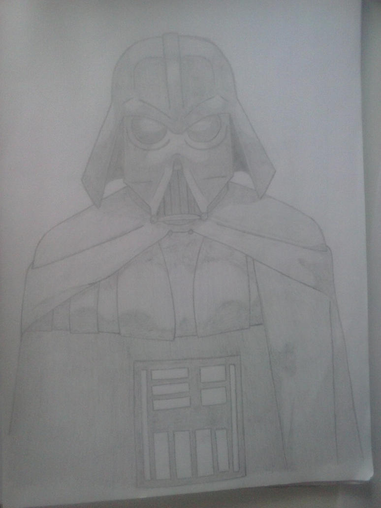 Darth Vader by dominicclay123