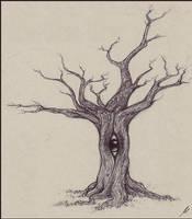 Tree by Mayka94