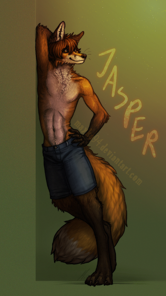 Commission for Jasper #2 by Mayka94