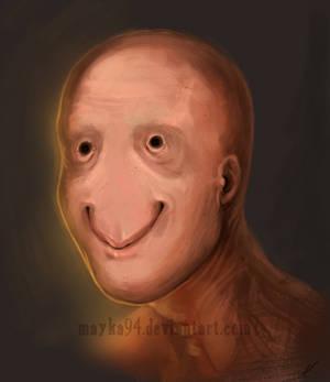 Smiley face speedpaint
