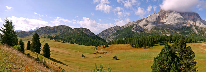 the mountain days XIX by Bodhisattvacary