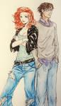 Simon y Clary