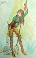 meera reed by Tea-May