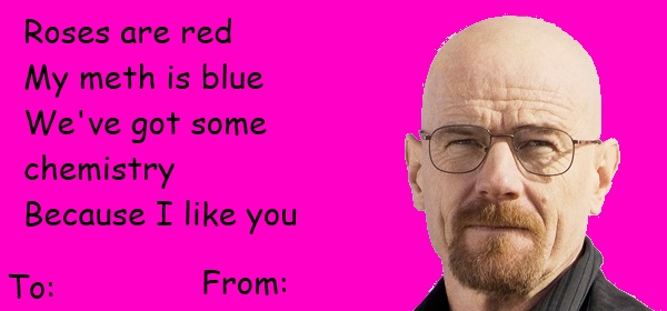 Valentine   Breaking Bad By Qualbert ...