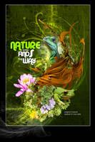 Nature's way by geograpcics