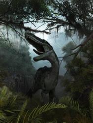 Dino Hunt by geograpcics