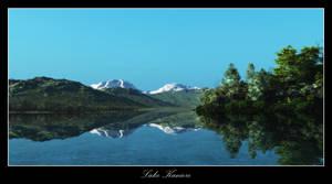 Lake Kaniere by geograpcics