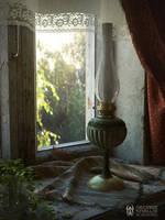 Old Window by geograpcics
