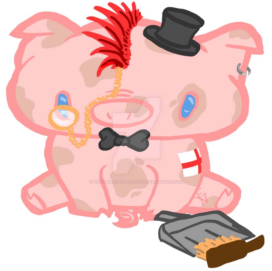 PIGGY!! by ViktoriaN-aka-Button