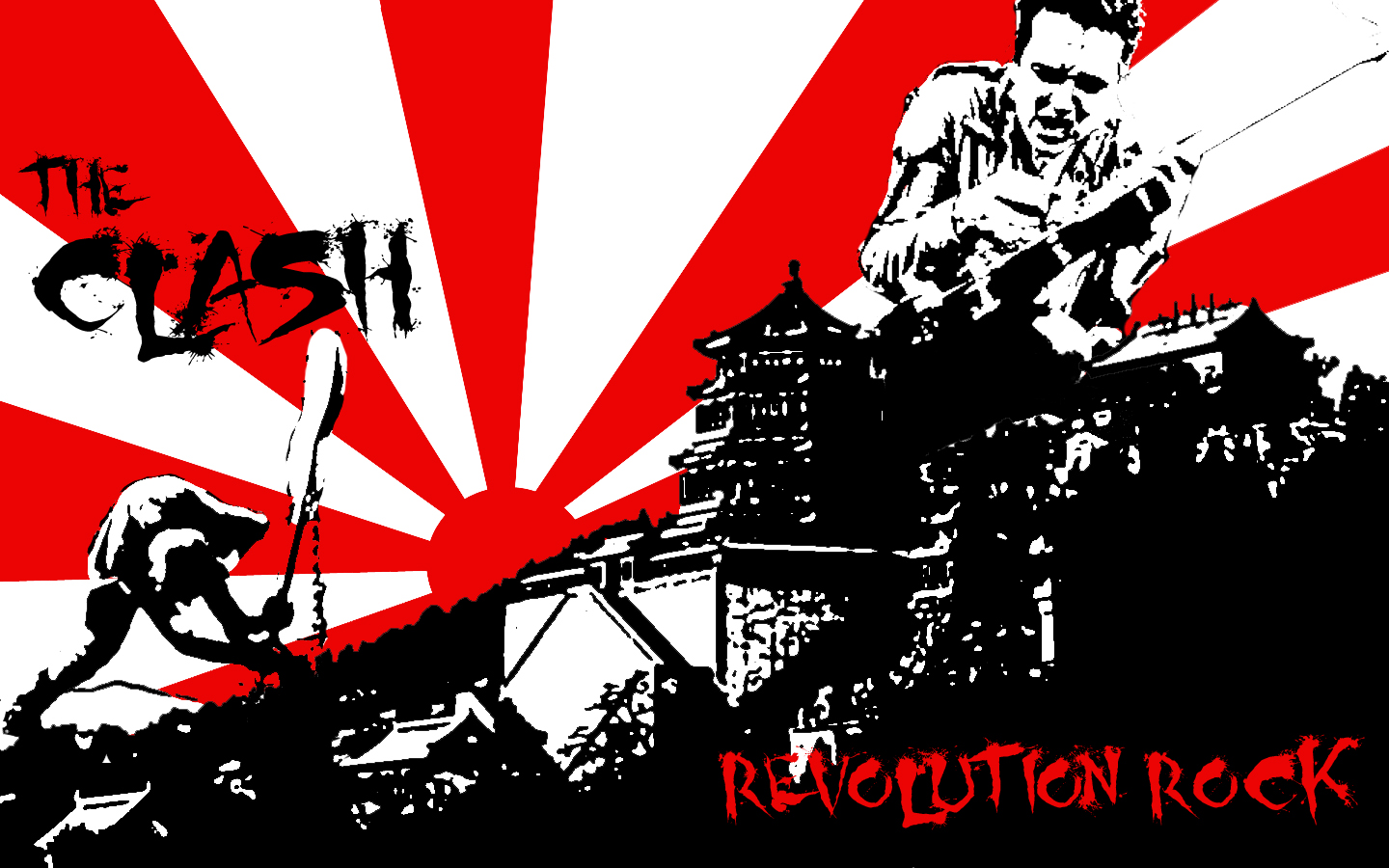 The Clash - 1 - 1440 x 900 by jhawkins8385 on DeviantArt