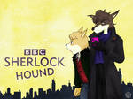 BBCSherlock:SH+JW HOUND