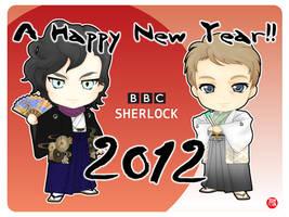 Happy New Year by yasaka-unabara