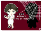 BBCSherlock: NENDOROID The Woman