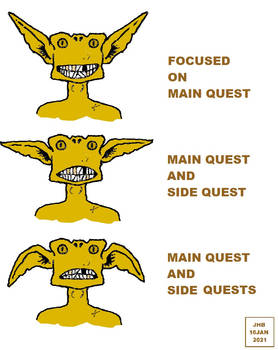 How to Read a Goblin's Quest-Meter