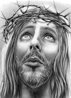 Jesus by Moko-m