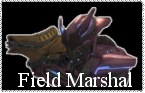 Field Marshal Stamp by Duchess-of-Dismal