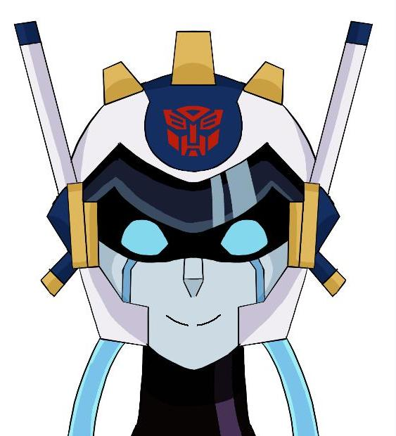 Smile: autobot EclipseRunner by WindyRen