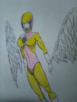 Avian of Elemental Masters of Zeo