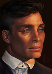 Tommy Shelby by Madmorumotto