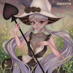 Freya [Psylist Contest] by NANOKIRU