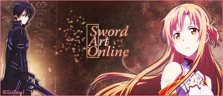 Kirito and Asuna of SAO by IchIg0360