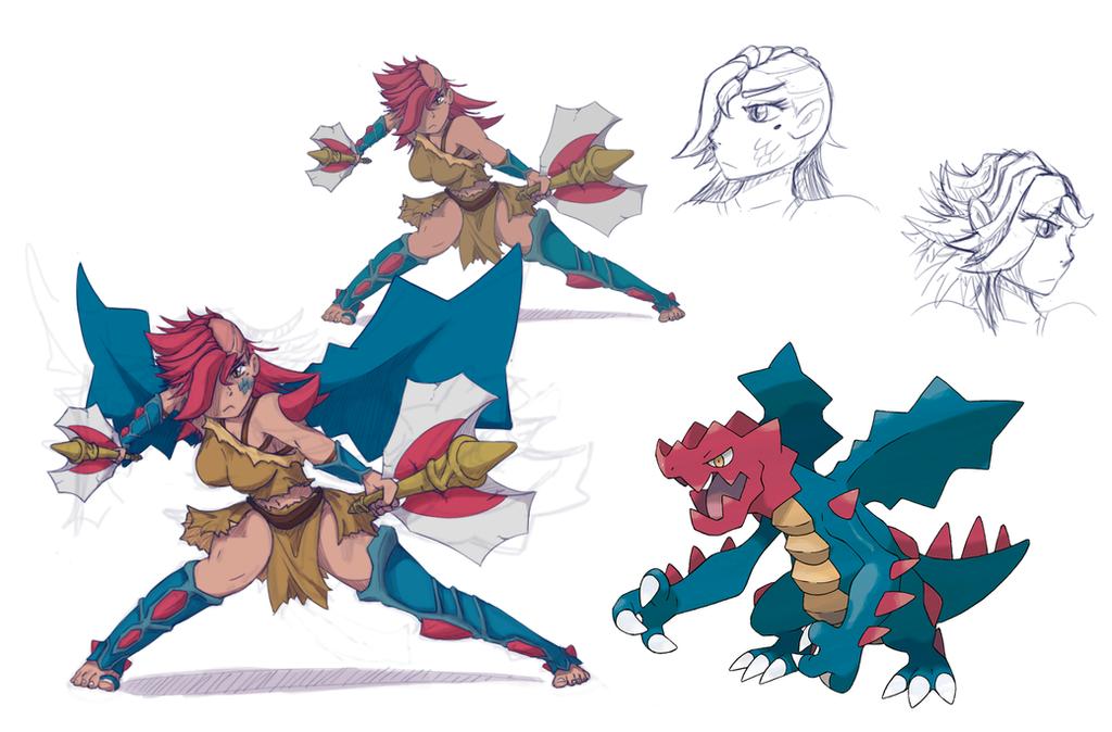how to catch a druddigon