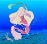 Mermaid Lovelylocks