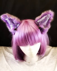 I'm all ears!  Lavender sparkle