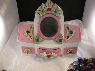 Treasure Rocks Vanity by cupcakedoll