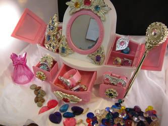 Vanity 3 by cupcakedoll