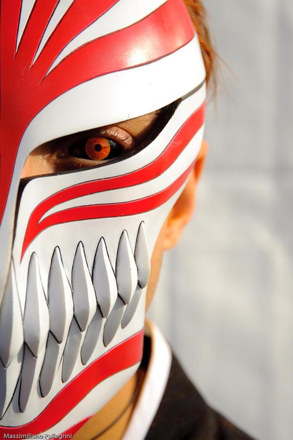 Vizard eye by yaka17 on deviantart - Ichigo vizard mask ...
