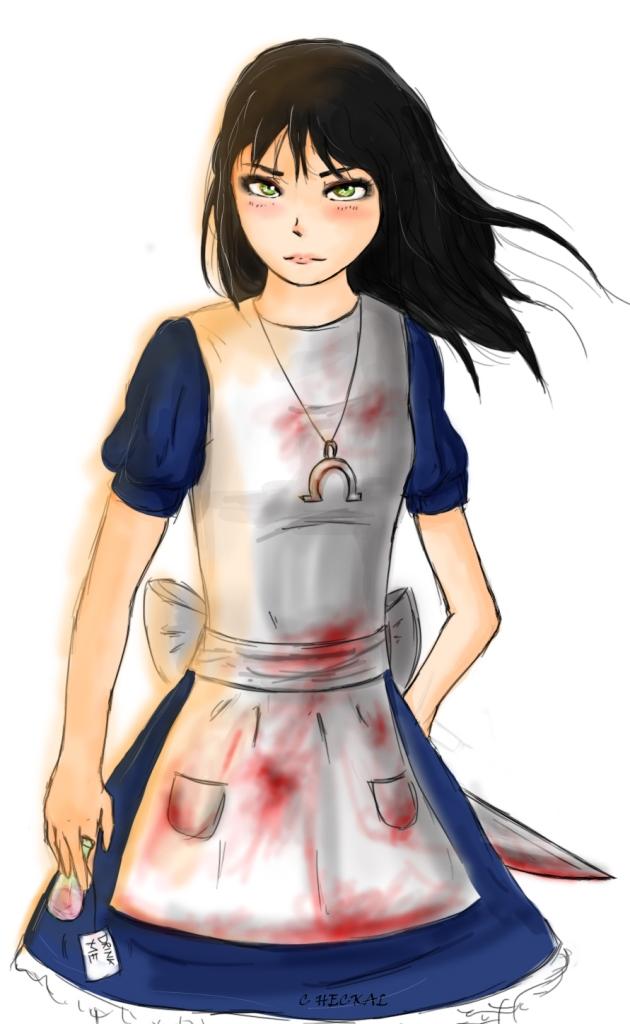 Alice Checkal by checkal