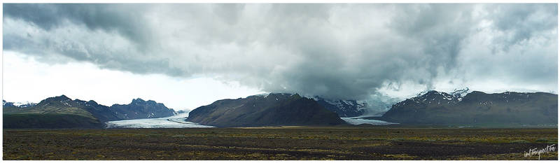 Vatnajokull National Park - Iceland by Introspectre71