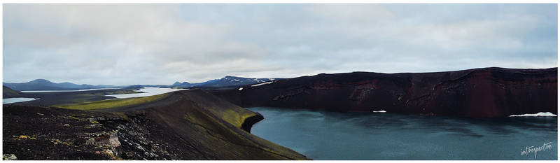 lake 2 - iceland by Introspectre71