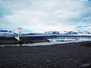 Bridge Jokusarlon - Iceland