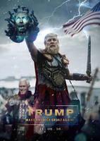 Trump Vs Hillary (110816) by DT-4-USP2016