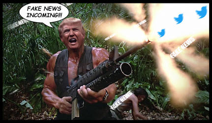 Fake-News Incoming by DT-4-USP2016