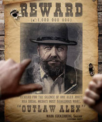 OUTLAW ALEX WANTED!!! by DT-4-USP2016