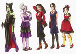 Young Villainesses