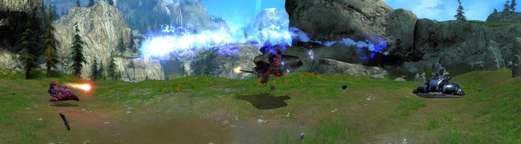 YeeHaw- Halo:Reach Hemmorhage by stuckart