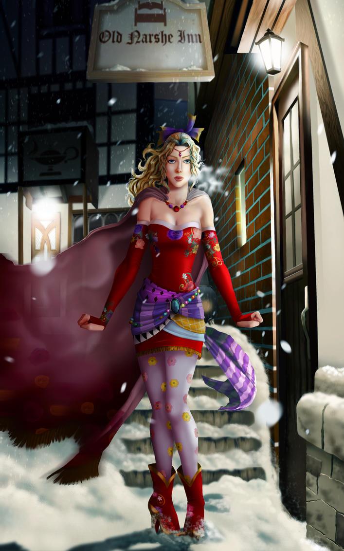 FF6: Terra Branford by Narrokai