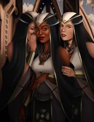 Bene Gesserit Witches
